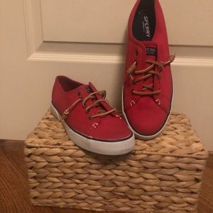 Sperry - Red - Crest Vibe Sneaker